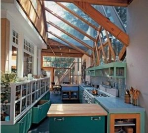 Frank gehry house interior