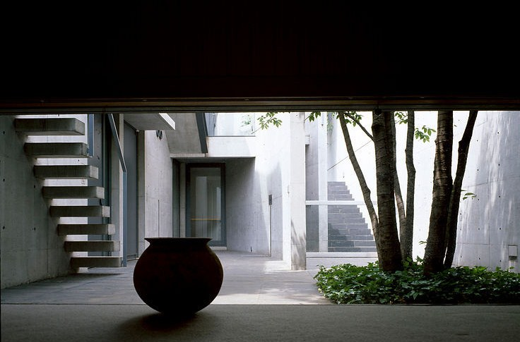 The Kidosaki House by Architect Tadao Ando