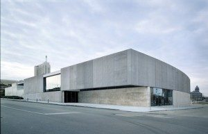 Pulitzer Foundation for the Arts, St. Louis, Designed by Tadao Ando