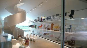 Vitra Design Museum, Germany by Frank Owen Gehry