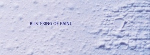 19 types of Paint Failure and their causes