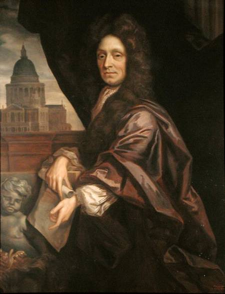 a biography and life work of christopher wren an english architect