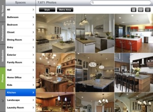 after installing this application you will be inspired by more than 10 million photos with hd quality showing interior and exterior design of a house - Houzz Interior Design Ideas