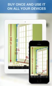 Photo measures app measure