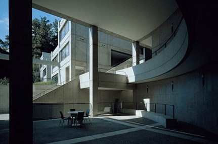 Rokko housing Inside spaces