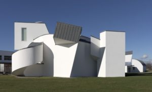 vitra Design Museum frank Gehry