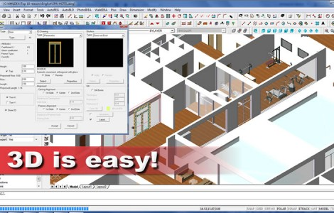 5 best architecture and architectural design software ForEasy Architectural Software