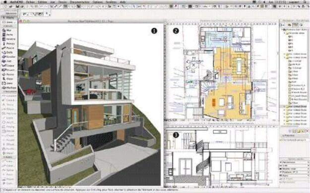 ArchiCAD software