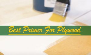 Best Primer For Plywood