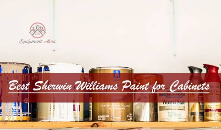 7 Best Sherwin Williams Paint for Cabinets: Durable and Easy to Clean