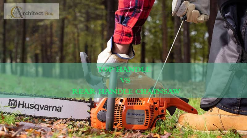 are top handle chainsaws dangerous
