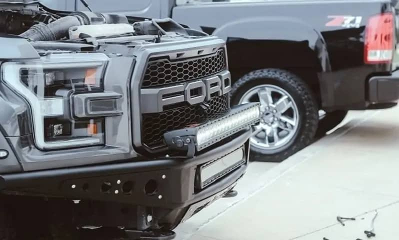 what size light bar for jeep wrangler
